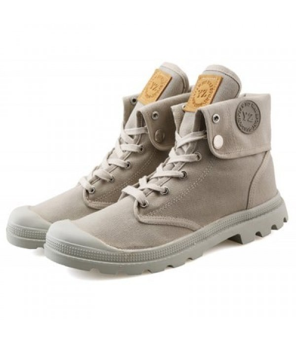 High Top Casual Canvas Shoes / Boots for...