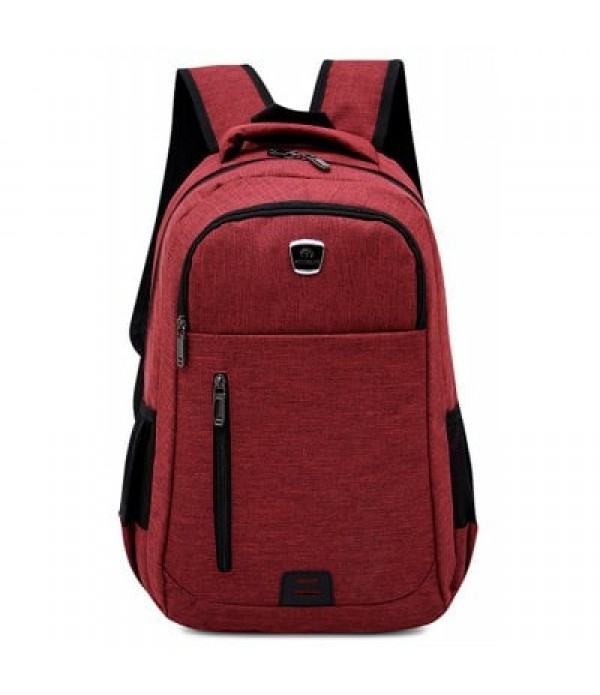 Double Side Pockets Multi Function Backp...