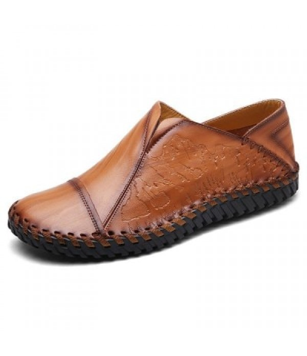 Men Stylish Soft Handcrafted Anti-slip Casual Shoes