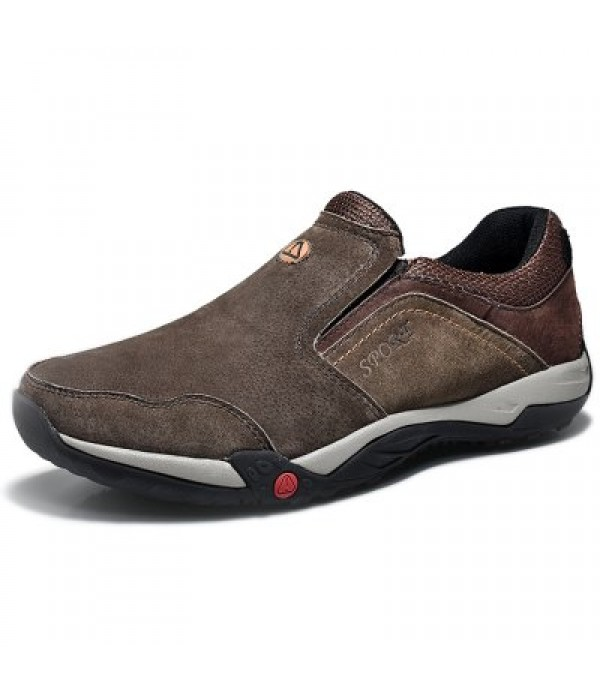 Outdoor Waterproof Breathable Climbing Slip-on Shoes